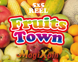 FRUITS+TOWN
